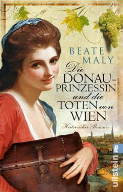 Cover von: Die Donauprinzessin und die Toten von Wien