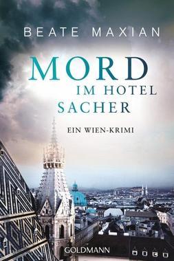 Cover von: Mord im Hotel Sacher