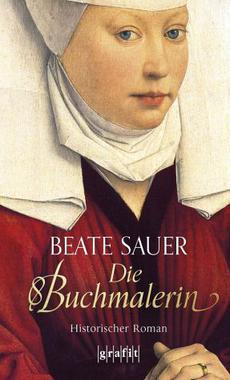 Cover von: Die Buchmalerin