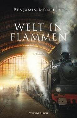 Cover von: Welt in Flammen