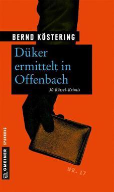Cover von: Düker ermittelt in Offenbach