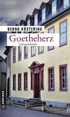 Cover von: Goetheherz
