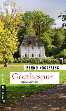 Cover von: Goethespur