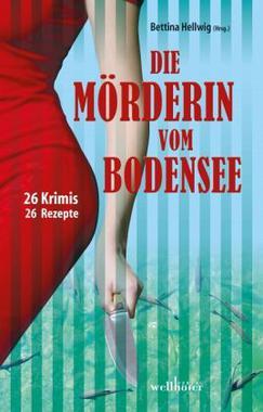 Cover von: Die Mörderin vom Bodensee