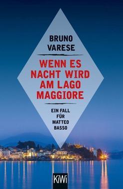 Cover von: Wenn es Nacht wird am Lago Maggiore
