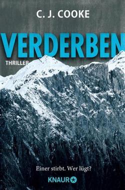 Cover von: Verderben