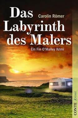 Cover von: Das Labyrinth des Malers