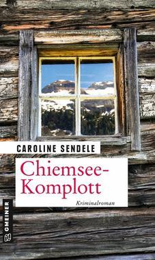 Cover von: Chiemsee-Komplott