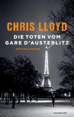 Cover von: Die Toten vom Gare d'Austerlitz