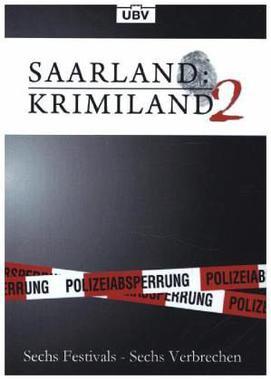 Cover von: Saarland: Krimiland 2