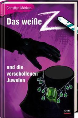 Cover von: Das weiße Z und die verschollenen Juwelen