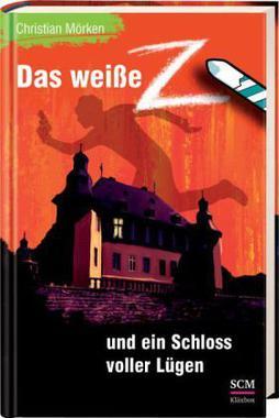 Cover von: Das weiße Z und ein Schloss voller Lügen