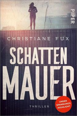 Cover von: Schattenmauer