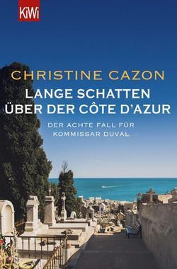 Cover von: Lange Schatten über der Côte d'Azur