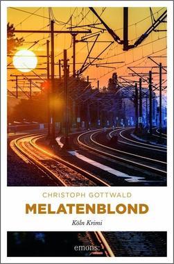 Cover von: Melatenblond