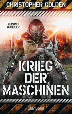 Cover von: Krieg der Maschinen