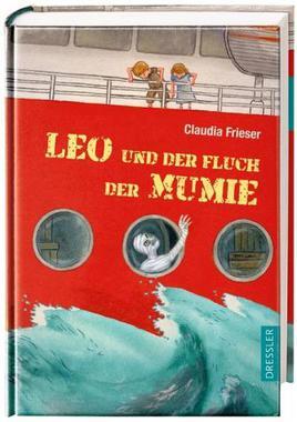 Cover von: Leo und der Fluch der Mumie