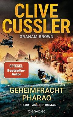 Cover von: Geheimfracht Pharao