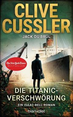 Cover von: Die Titanic-Verschwörung