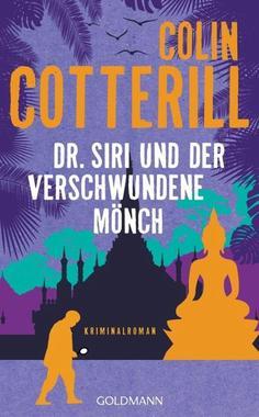 Cover von: Dr. Siri und der verschwundene Mönch