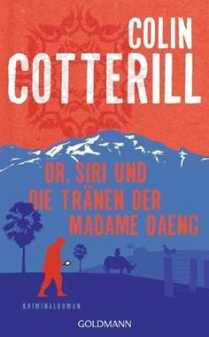 Cover von: Dr. Siri und die Tränen der Madame Daeng