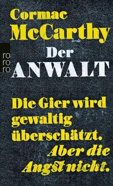 Cover von: Der Anwalt