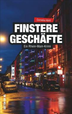 Cover von: Finstere Geschäfte