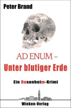 Cover von: Ad Enum - Unter blutiger Erde