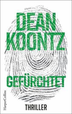 Cover von: Gefürchtet