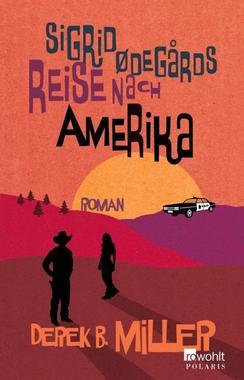 Cover von: Sigrid Ødegårds Reise nach Amerika