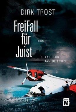 Cover von: Freifall für Juist