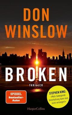 Cover von: Broken