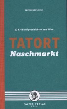Cover von: Tatort Naschmarkt