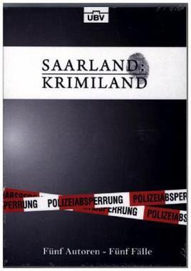Cover von: Saarland:Krimiland