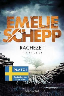 Cover von: Rachezeit