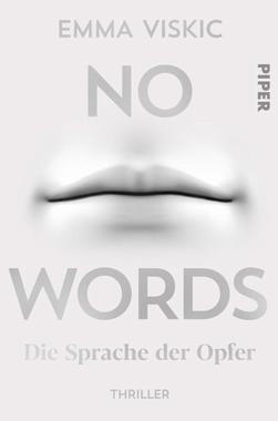 Cover von: No Words – Die Sprache der Opfer