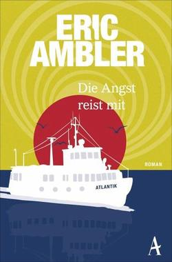 Cover von: Die Angst reist mit