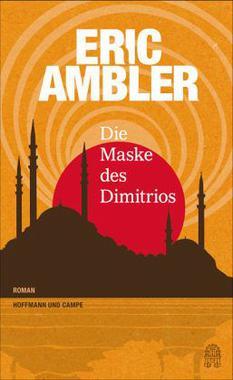 Cover von: Die Maske des Dimitrios