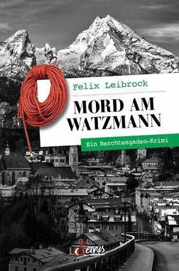 Cover von: Mord am Watzmann