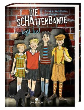 Cover von: Die Schattenbande legt los!