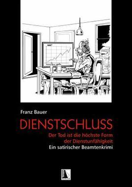 Cover von: Dienstschluss