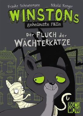 Cover von: Der Fluch der Wächterkatze