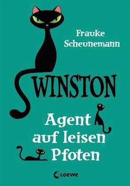 Cover von: Winston - Agent auf leisen Pfoten