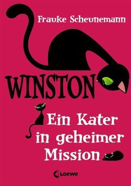 Cover von: Winston - Ein Kater in geheimer Mission
