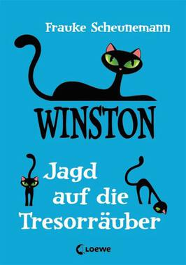 Cover von: Winston - Jagd auf die Tresorräuber