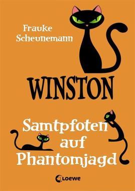 Cover von: Winston - Samtpfoten auf Phantomjagd