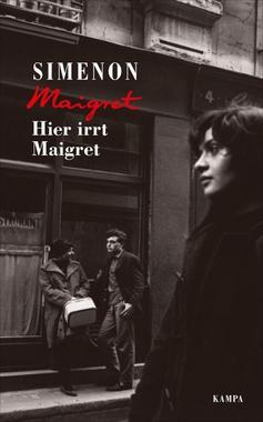 Cover von: Hier irrt Maigret