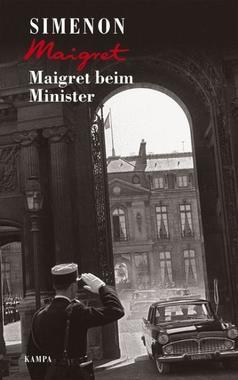 Cover von: Maigret beim Minister