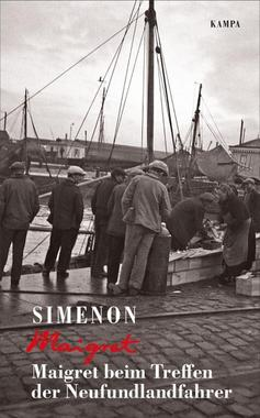 Cover von: Maigret beim Treffen der Neufundlandfahrer