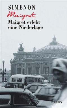 Cover von: Maigret erlebt eine Niederlage